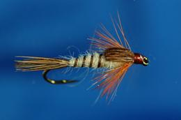 Richard Walker's Mayfly Weighted
